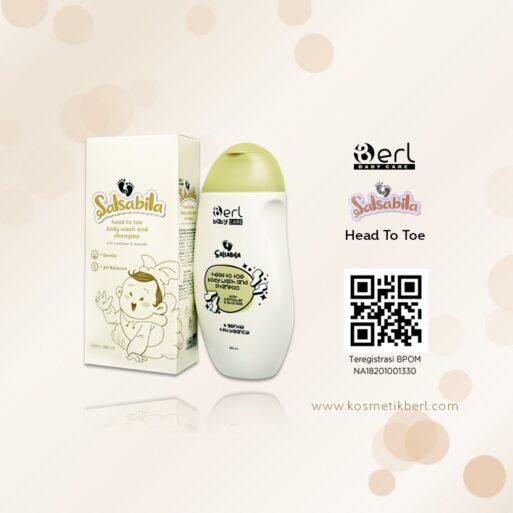 B Erl Heat To Toe Body Wash & Shampoo